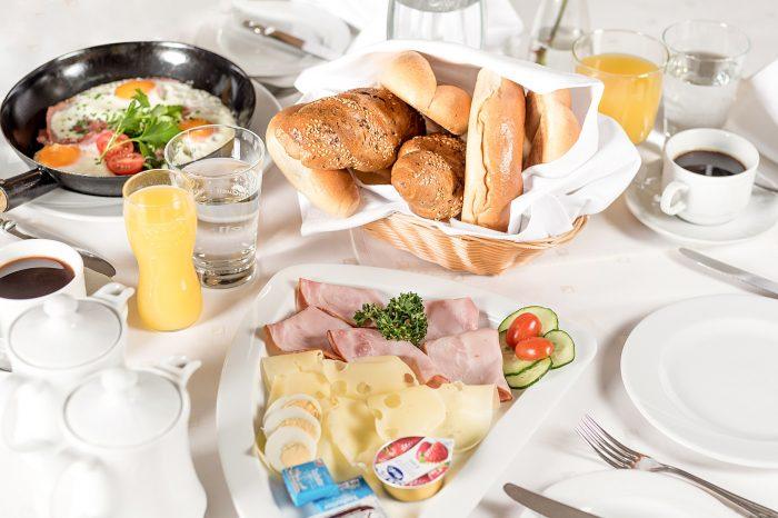 Dokl Frühstücksbuffet